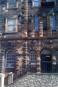 Entrance to Crumlin Road Gaol, Belfast