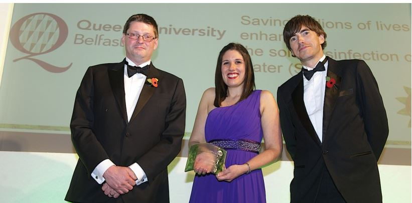 Green Gown Awards - QUB