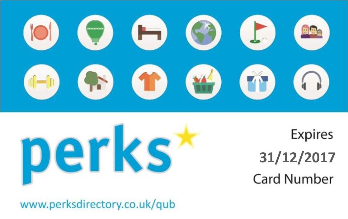 Perks Card