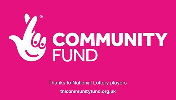 National Lottery Community Fund Active Campus Project with website address