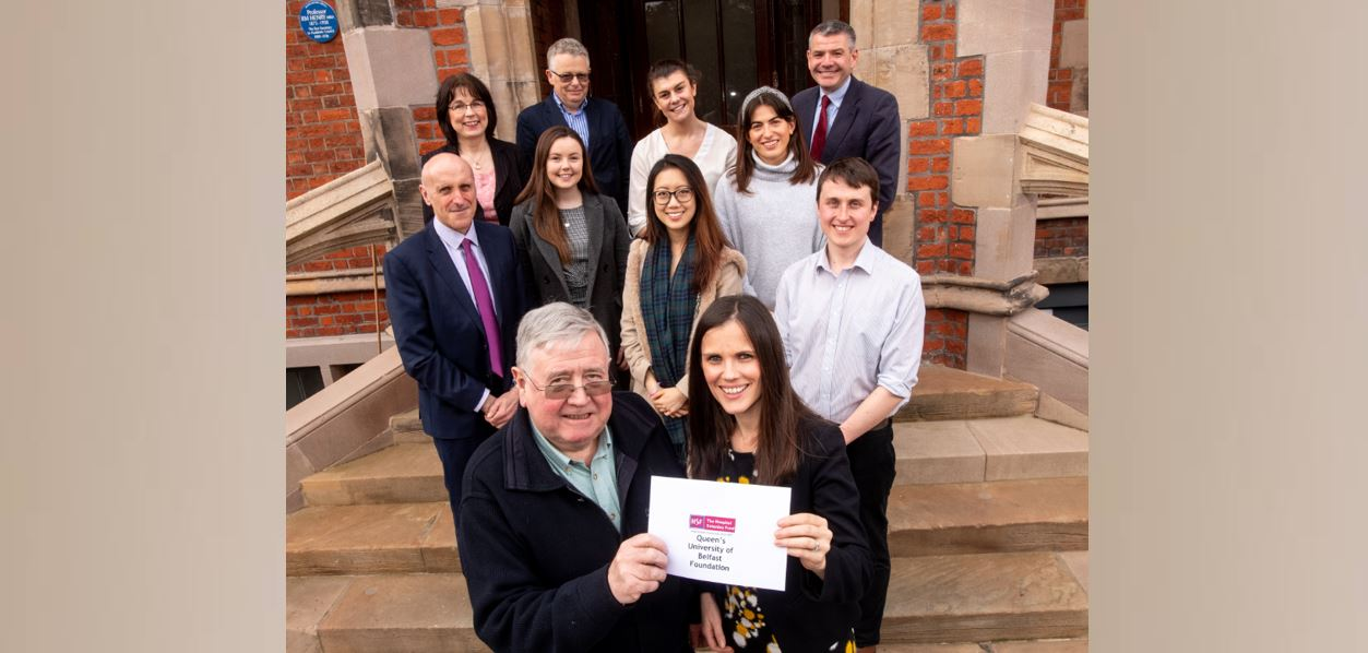 Queen's overseas medical electives supported by HSF - QUB
