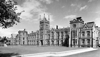 Lanyon Building, Queen's University Belfast, 1949
