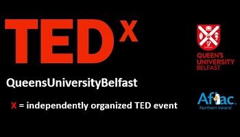 TEDx Queen's University Belfast 2021 logo