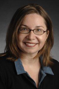 Professor Katharine Hayhoe smiling