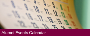 Alumni Events Calendar