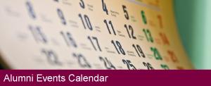 Alumni Events Calendar